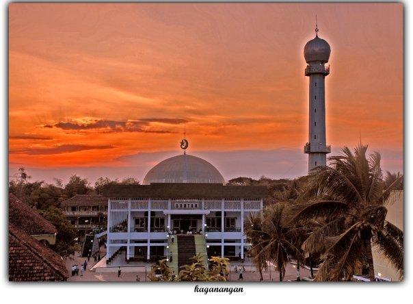 Masjid Photograph Jawa Timur Madura Agung Ponorogo Kota Kab