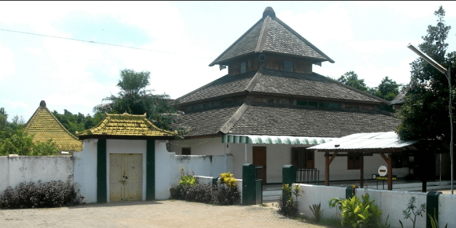 Masjid Tegalsari Ponorogo Kontraktor Kubah Agung Kota Kab
