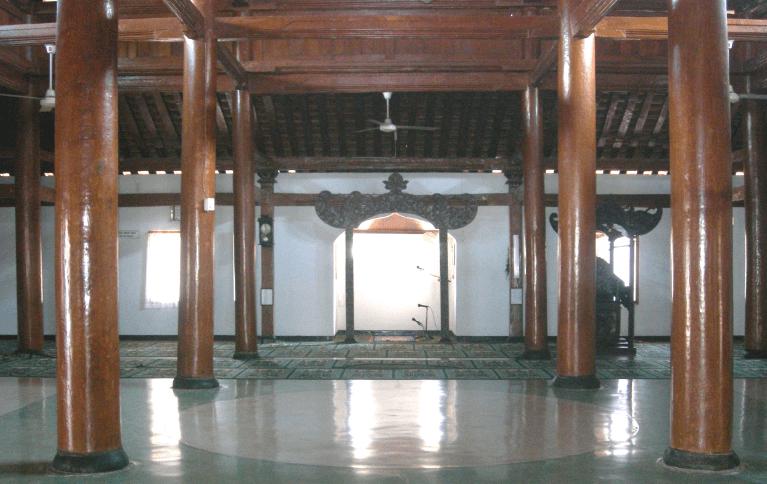Masjid Tegalsari Ponorogo Kontraktor Kubah Ruangan Agung Kota Kab