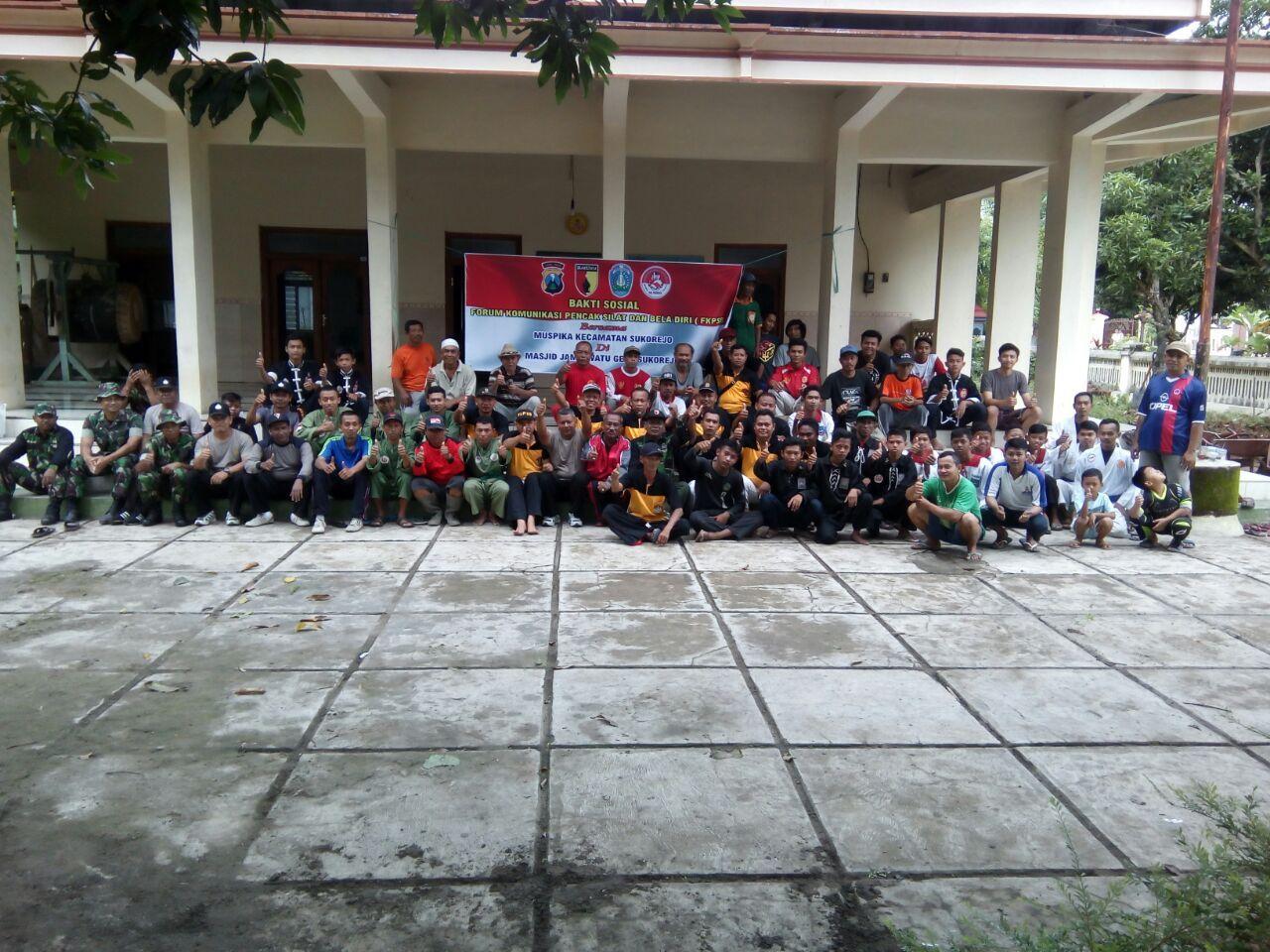 Pendekar Silat Ponorogo Bakhti Sosial Sukorejo Batas Media Id Pencak