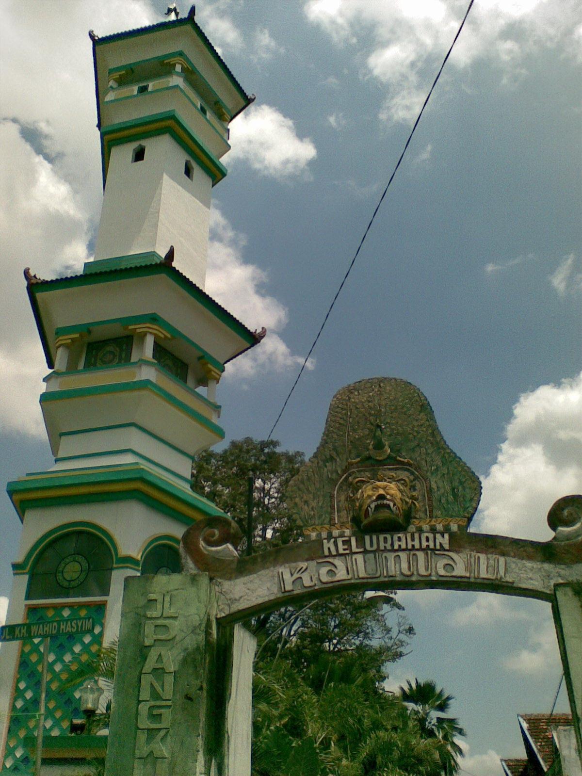 Rexmax Cerita Desaku Blog Warga Ponorogo Masjid Agung Kota Kab