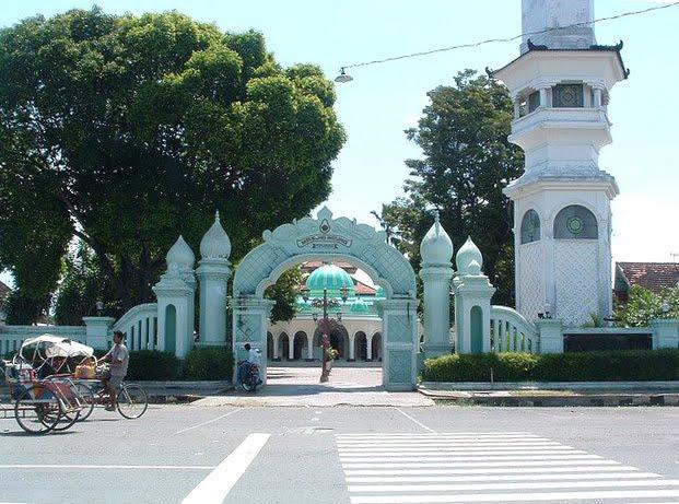 Sejarah Masjid Agung Ponorogo Boel Sebelum Didirikan Kota Kab