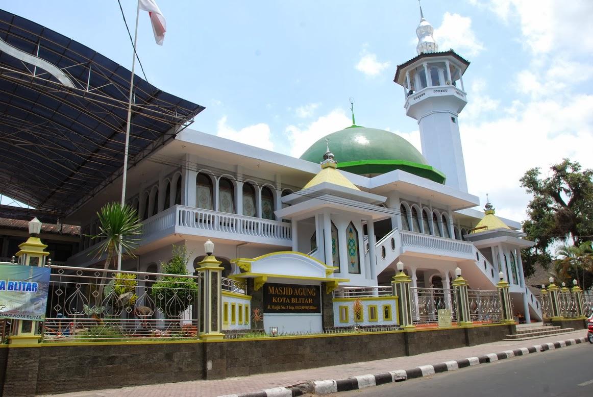 Sistem Informasi Masjid Indonesia Profil Mushalla Agung Kota Blitar Sekilas