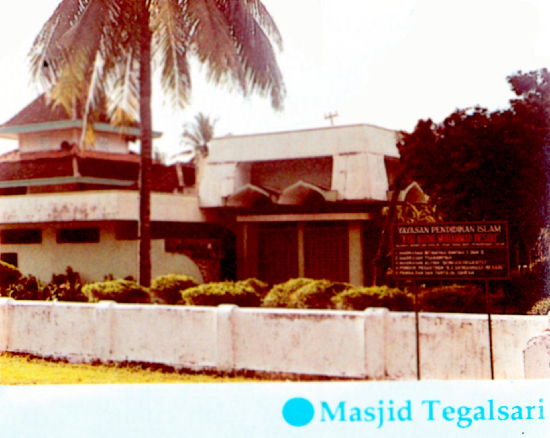Babad Perdekan Tegalsari Awal Mula Pondok Tegal Sari Pusaka Masjid