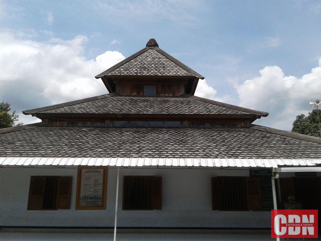 Bangunan Tertua Ponorogo Masjid Tegalsari Cendana News Bagian Berdiri Lebih