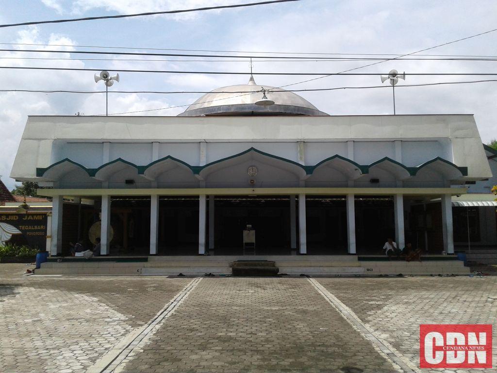 Bangunan Tertua Ponorogo Masjid Tegalsari Cendana News Bagian Modern Kab