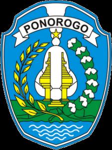 File Lambang Kabupaten Ponorogo Png Wikimedia Commons Masjid Tegalsari Kab