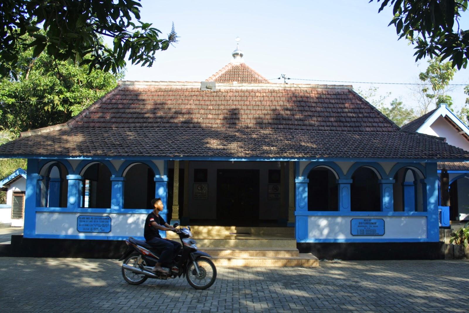 Masjid Baiturrahman Tempat Berguru Pendiri Tegalsari Kanalponorogo Kab Ponorogo