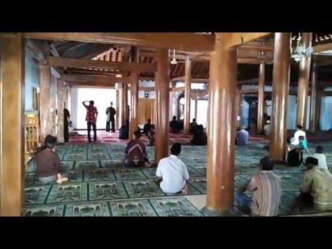 Masjid Jami Tegalsari Kyai Ageng Muhammad Besari Ponorogo Youtube Kab