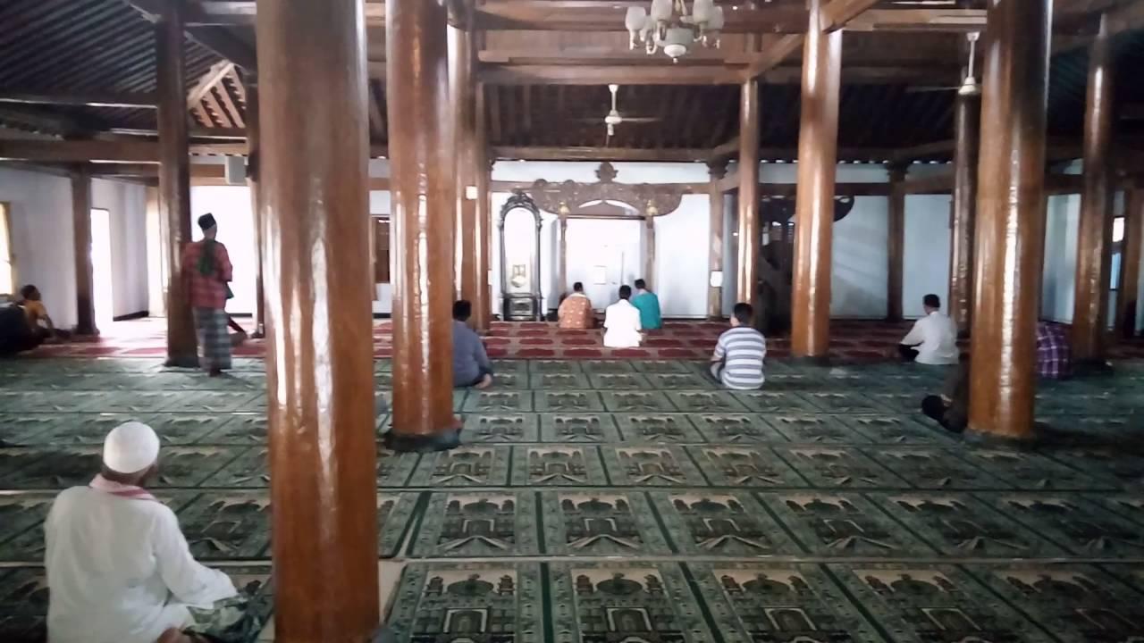 Masjid Tegalsari Hasan Besari Ponorogo Youtube Kab