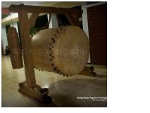 Masjid Tegalsari Ponorogo Diansejarah Bedug Kab