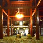 Masjid Tegalsari Ponorogo Diansejarah Interior Kab