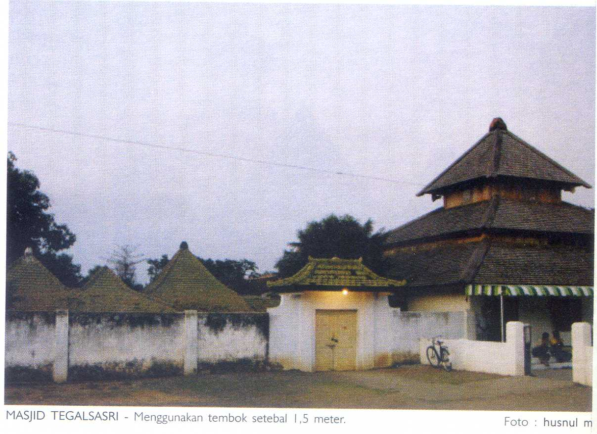 Masjid Tegalsari Ponorogo Pusaka Jawatimuran Kab