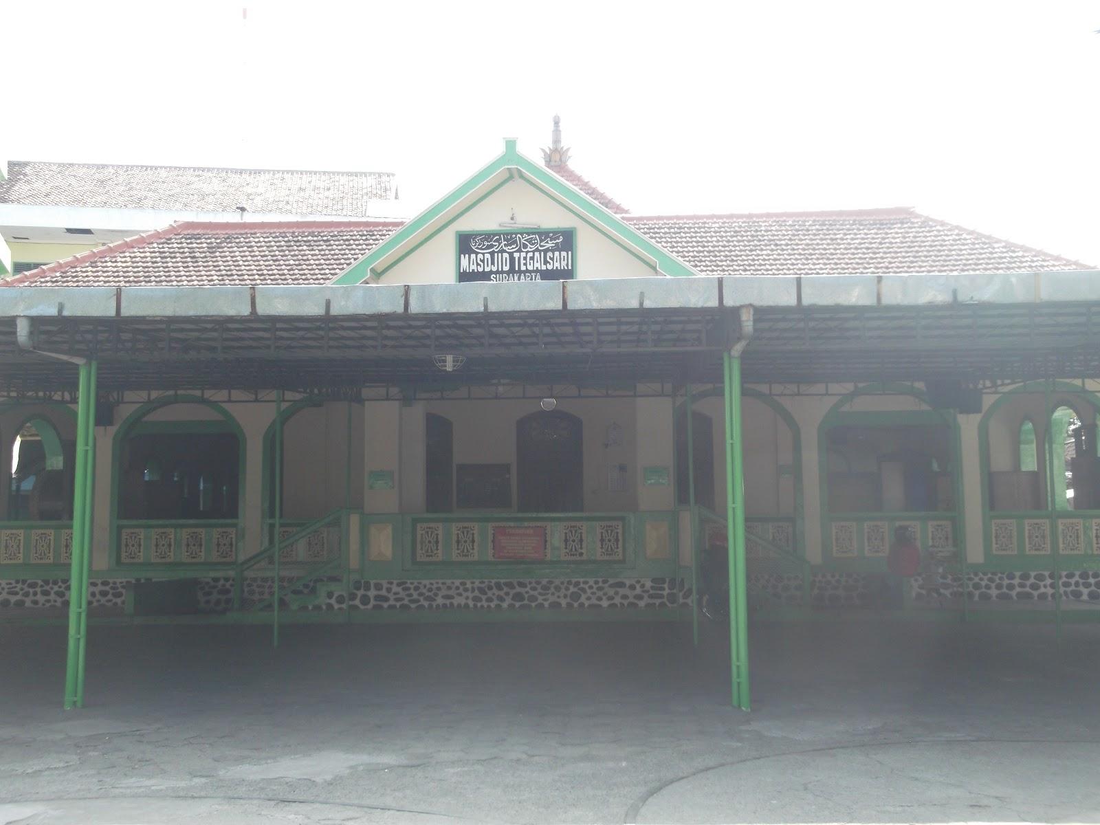Masjid Tegalsari Surakarta Kekunaan Kekayaan Dimiliki Ahmad Shofawi Membantu Berbagai