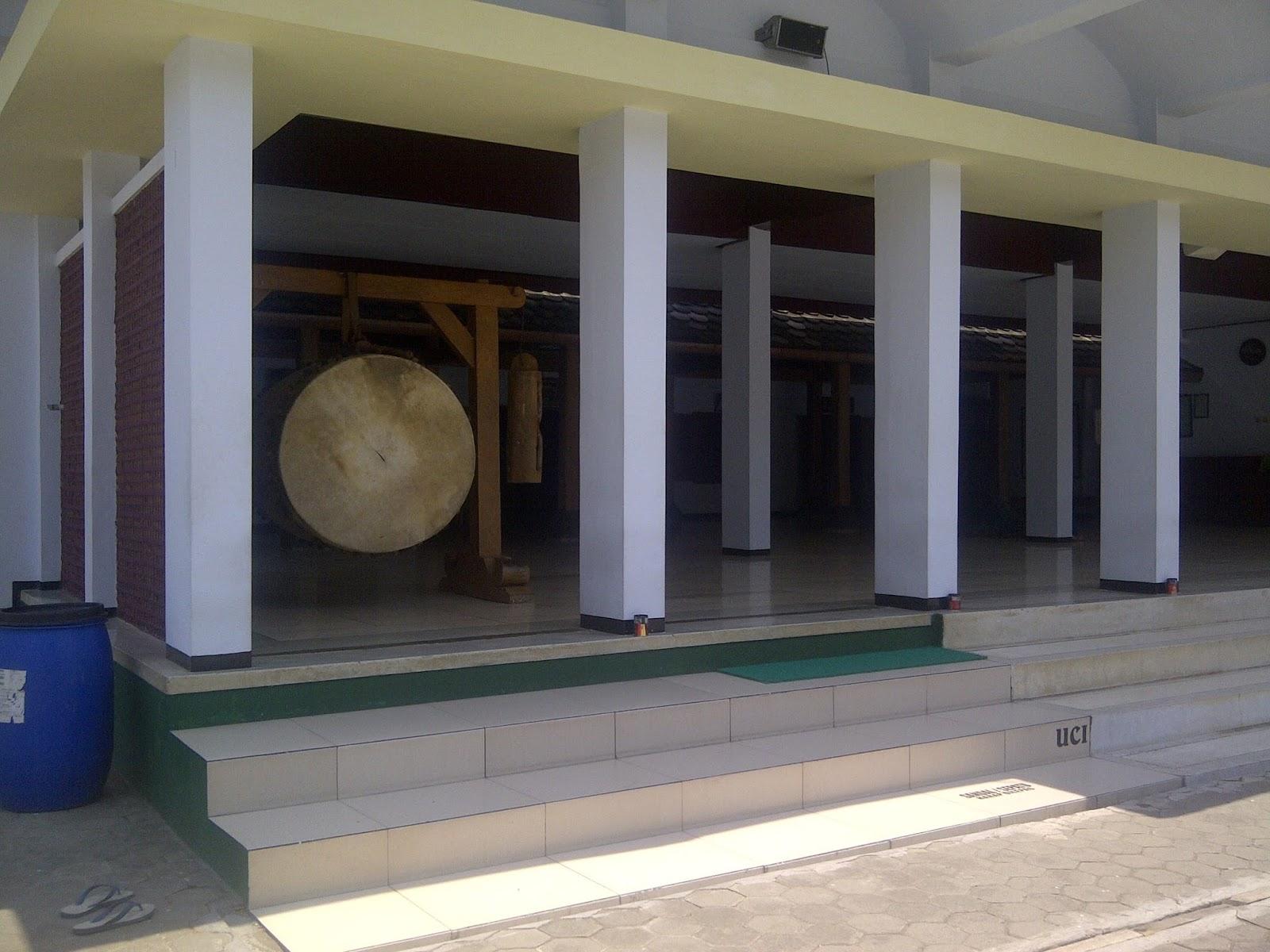 Masjid Tegalsari Wisata Religi Ponorogo Ayo Nge Trip Iya Gaes