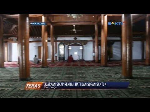 Ponorogo Masjid Tegalsari Destinasi Wisata Religi Kab