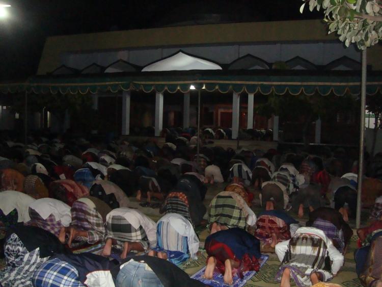 Sejarah Masjid Agung Tegalsari Kecamatan Jetis Kab Ponorogo