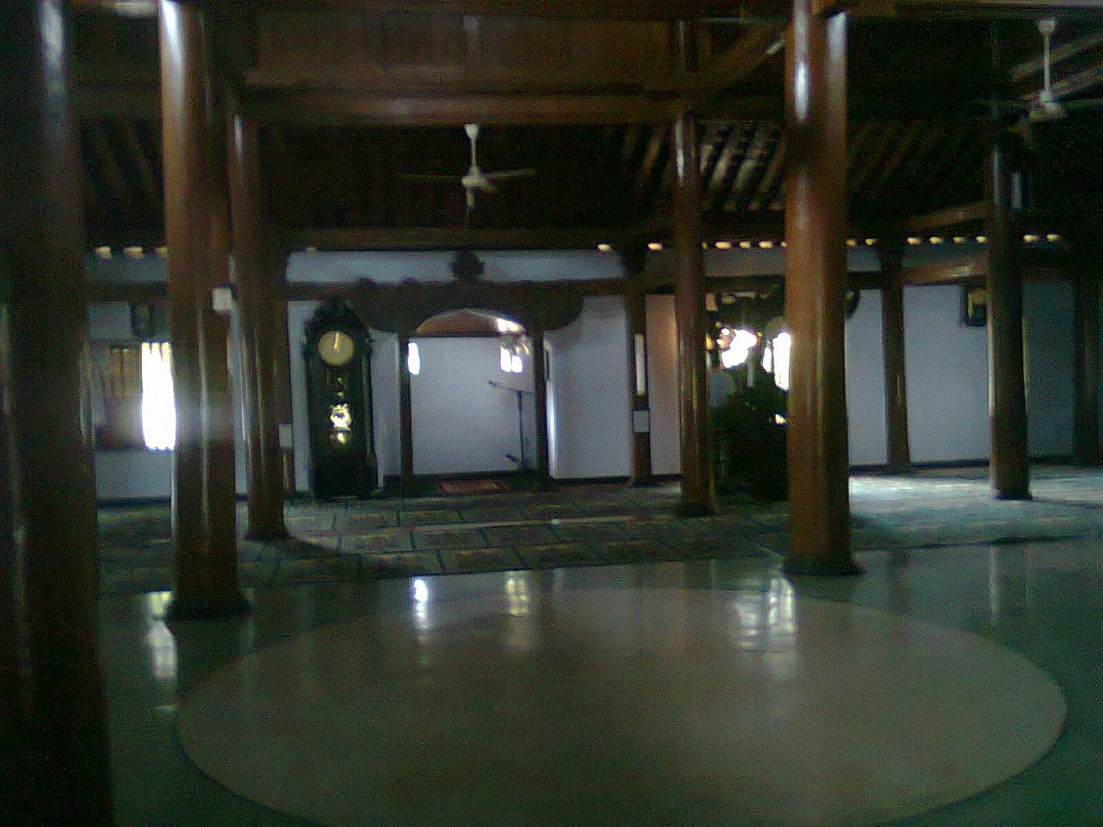 Sejarah Tegalsari Jauh Politik Pilgrim Cerita Berkaitan Masjid Kab Ponorogo
