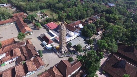 Singgah Masjid Tegalsari Cikal Bakal Islam Ponorogo Komplek Udara Kab
