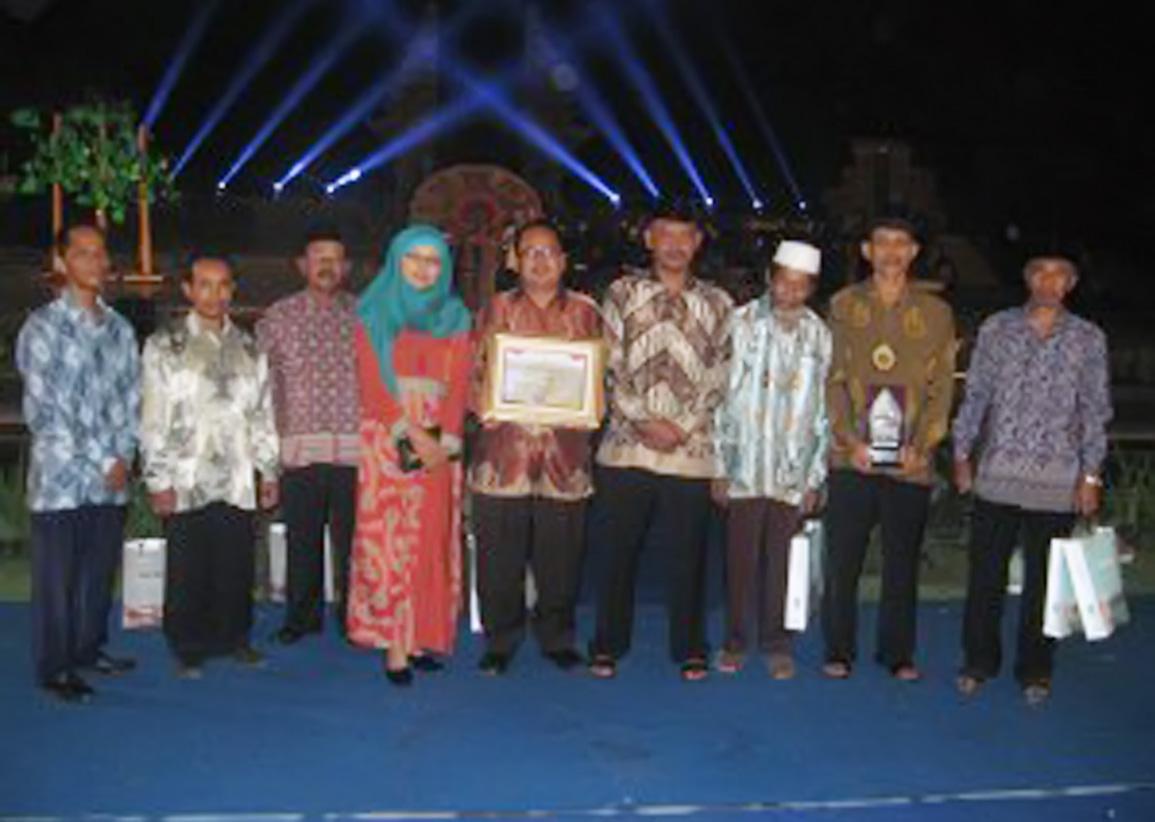 Suara Media Nasional Masjid Tegalsari Raih Juara 1 Anugerah Obyek