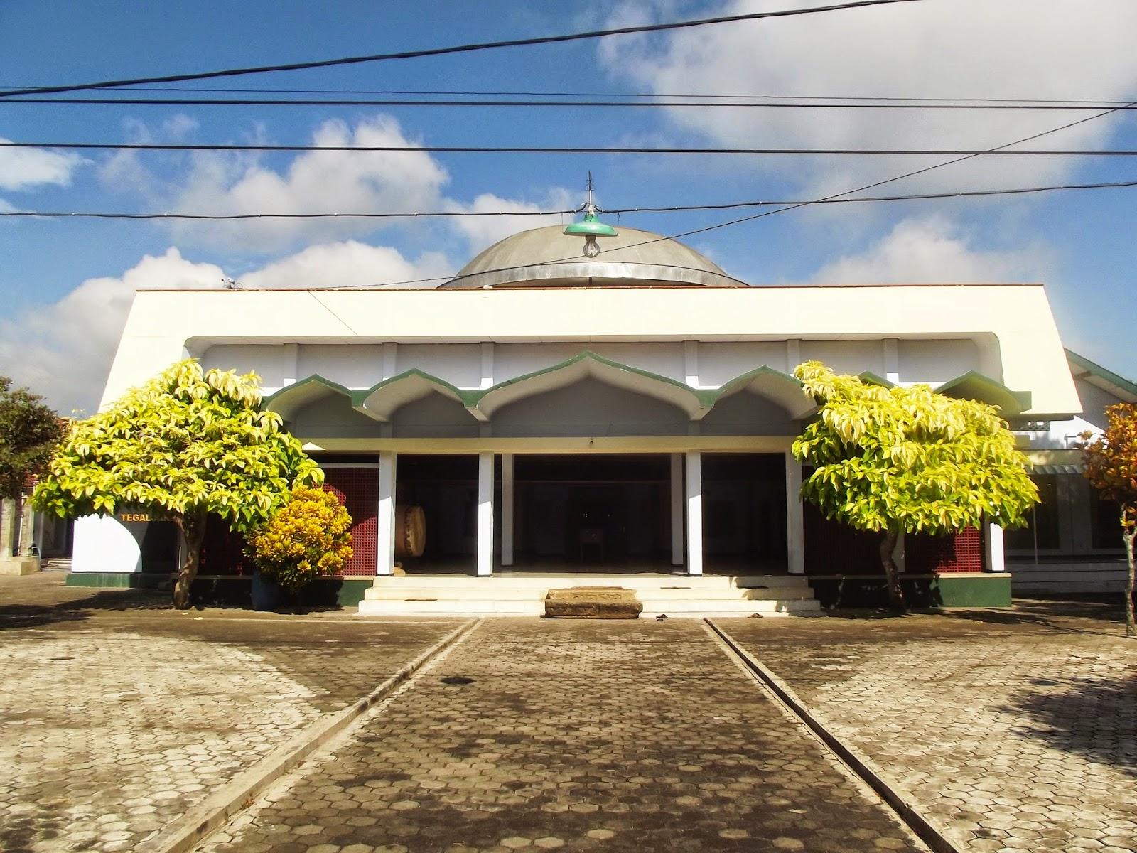 Wisata Religi Kab Ponorogo Masjid Tegalsari Vrci Terletak Desa Kecamatan