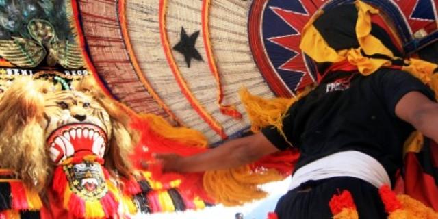Agenda Ponorogo Reog Bulan Purnama Karnaval Budaya Desa Grogol Meriahkan