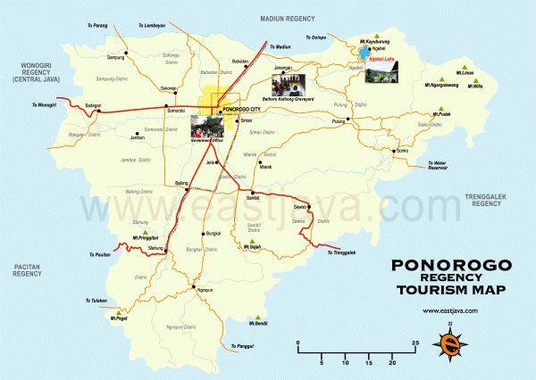 Daya Tarik Wisata Ponorogo Ponorogopedia Blog Kabupaten Memiliki Baik Berupa
