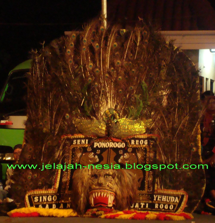 Www Jelajah Nesia Blogspot Reog Gelar Bulan Purnama Tuban Sebagai