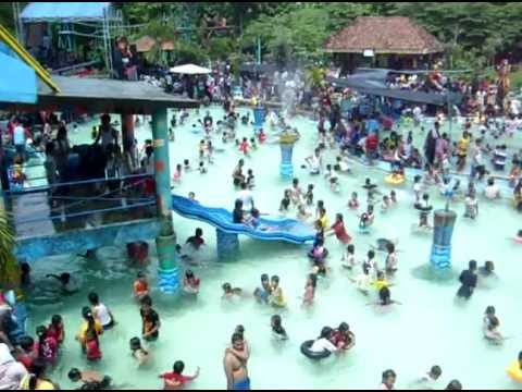2012 Kintamani Water Park Ponorogo Youtube Taman Air Kab