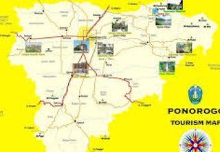 28 Tempat Wisata Ponorogo Jawa Timur Menarik Taman Air Kintamani