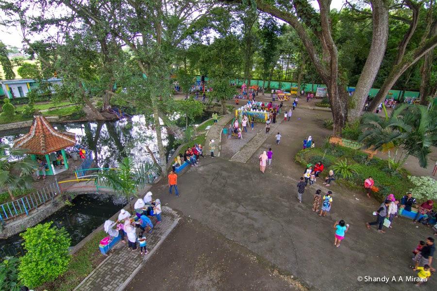 5 Tempat Wisata Menarik Bisa Dikunjungi Kota Reog Ponorogo Foto