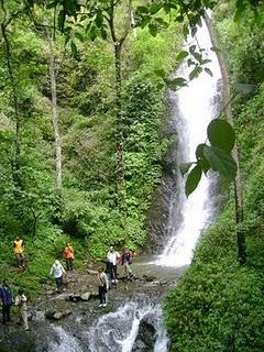 8 Obyek Wisata Ponorogo Patut Dikunjungi Air Terjun Toyomerto Taman