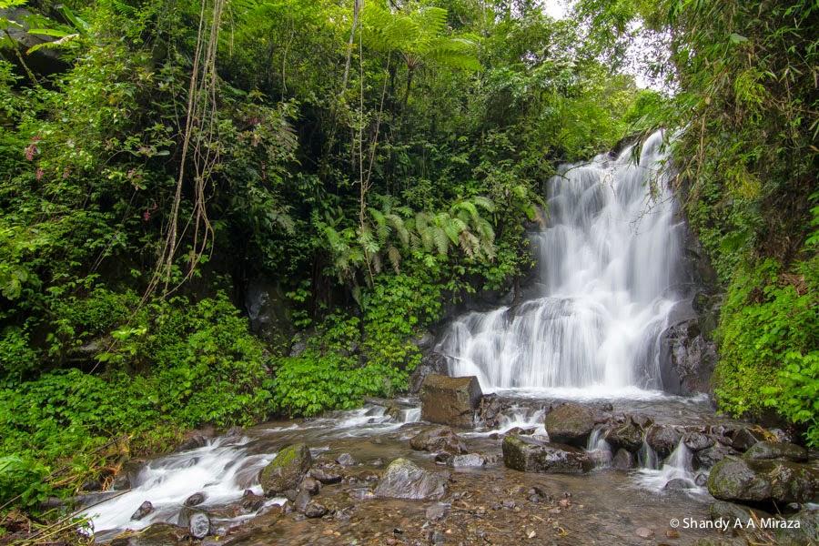 Air Terjun Coban Lawe Ponorogo Eksplor Taman Kintamani Kab