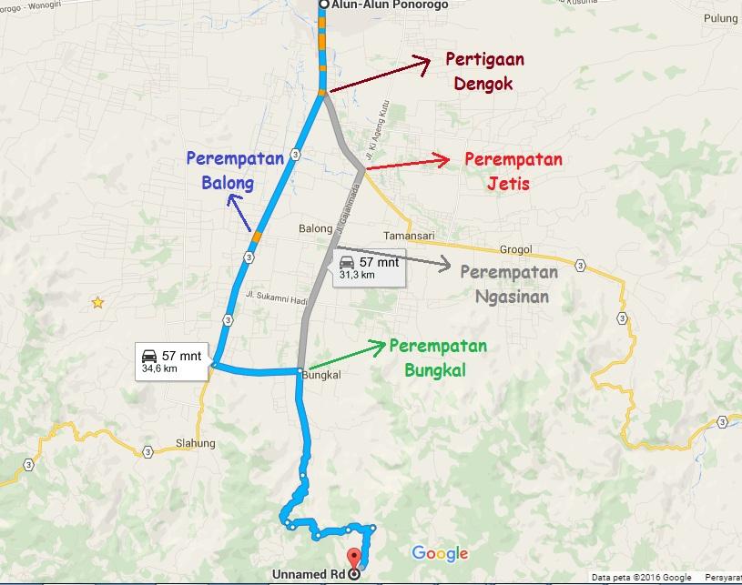 Air Terjun Sunggah Sensasi Ekstream Bagi Pecinta Canyoning Secara Administratif