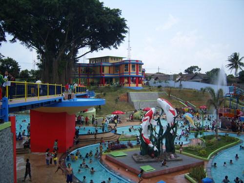 Brilliant Water Park Wisata Ponorogo Terletak Jl Gambiran 99 Pulung