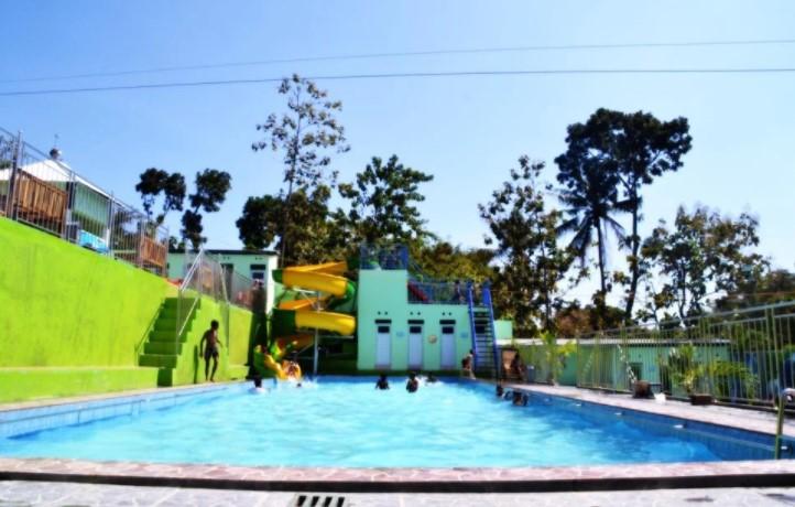 Harga Tiket Masuk Gita Waterpark Ponorogo Info Taman Air Kintamani