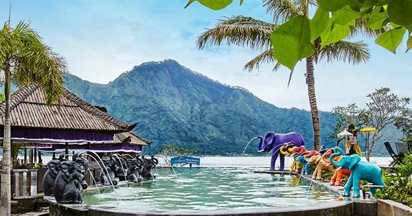 Harga Tiket Masuk Kintamani Terbaru 2018 Wisatawan Indonesia Kolam Air