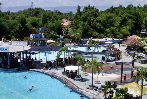 Kintamani Water Park Wisata Ponorogo Waterpark Salah Satu Wahana Air