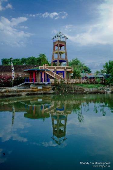 Kintamani Waterpark Ponorogo Eksplor Salah Satu Wahana Wisata Air Dikunjungi