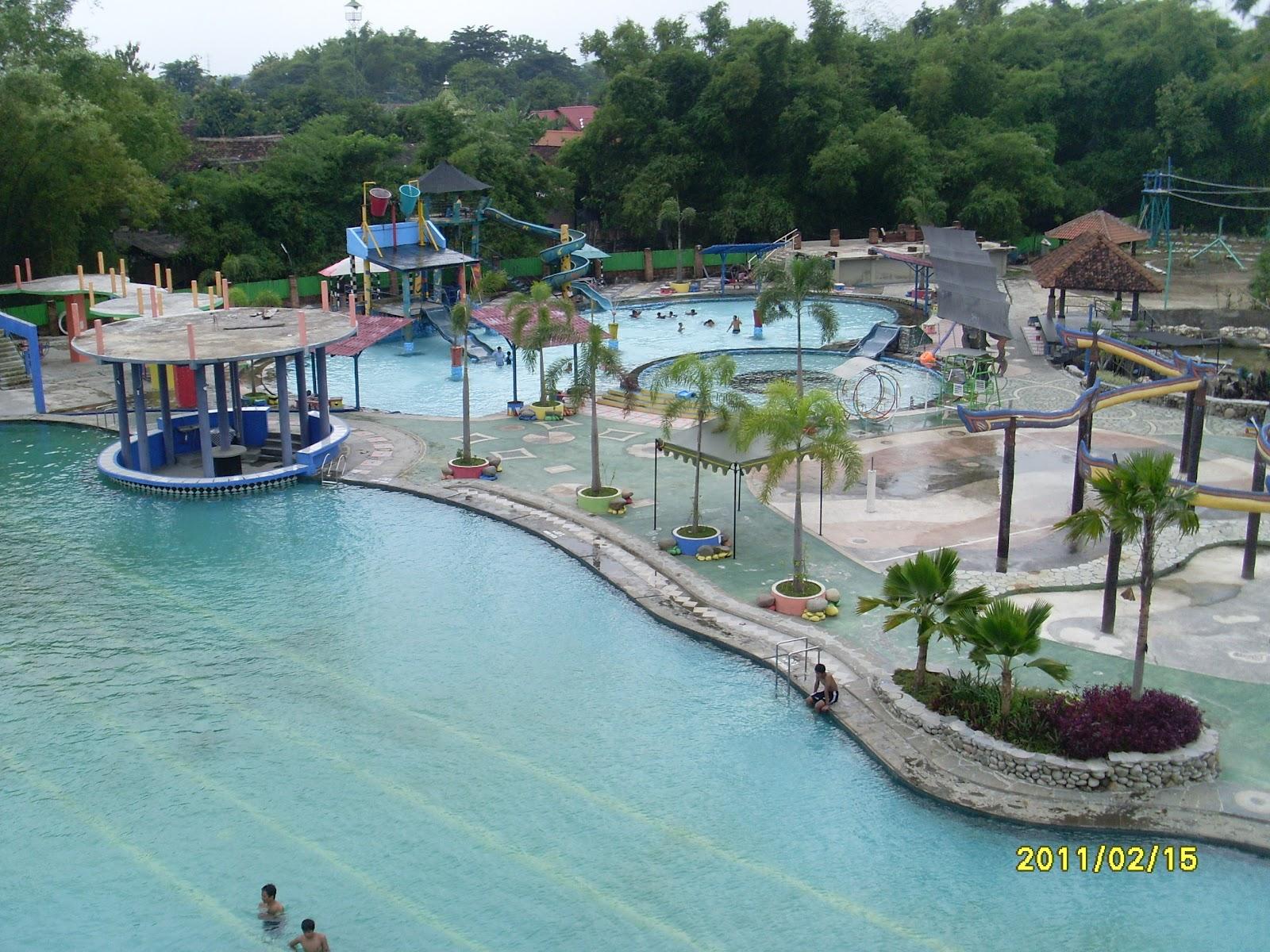 Nikmati Keseruan Bermain Kintamani Waterpark Ayo Nge Trip Ponorogo Gaes