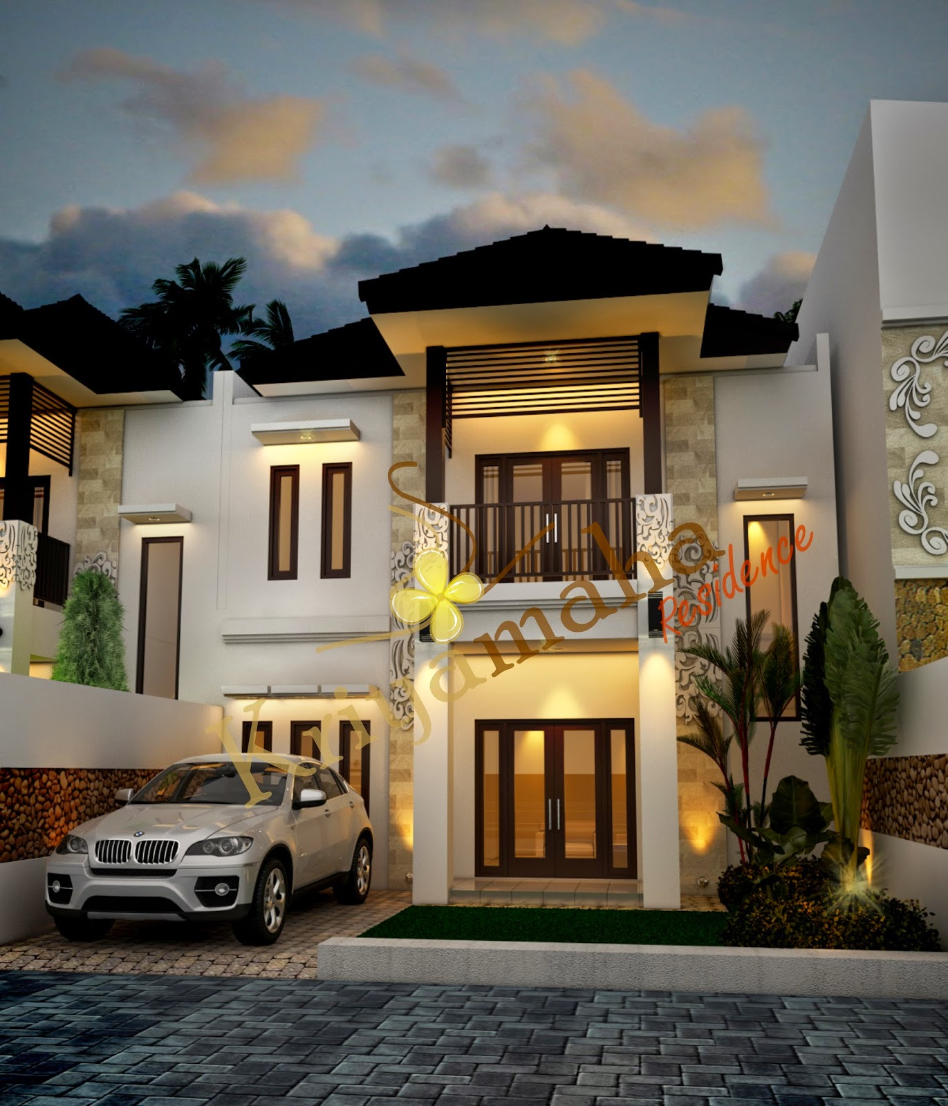 Perumahan Kriyamaha Residence Ponorogo Jawa Timur Property Online Taman Air