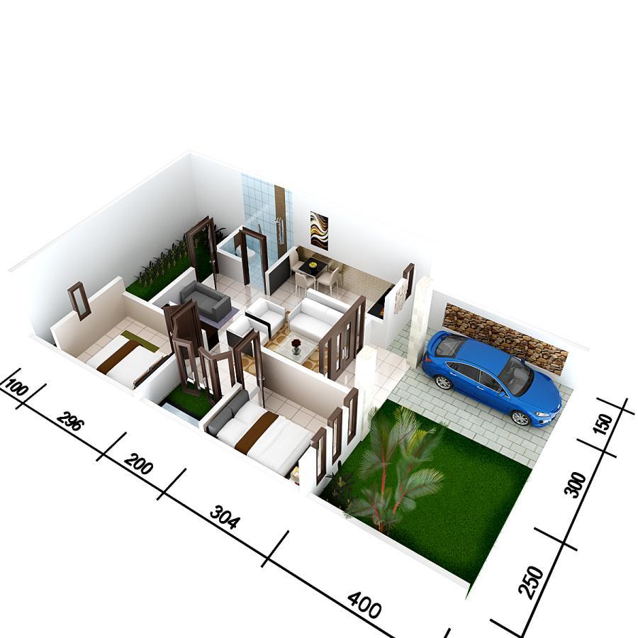 Rumah Dijual Jual Perumahan Murah Ponorogo Taman Air Kintamani Kab