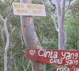 Destinasi Tempat Wisata Kabupaten Ponorogo Wajib Kunjungi Watu Pecah Jonggol