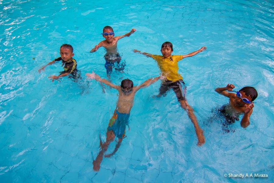Eksplor Ponorogo Alun Terdapat Wahana Bermain Hiburan Anak Keluarga Taman