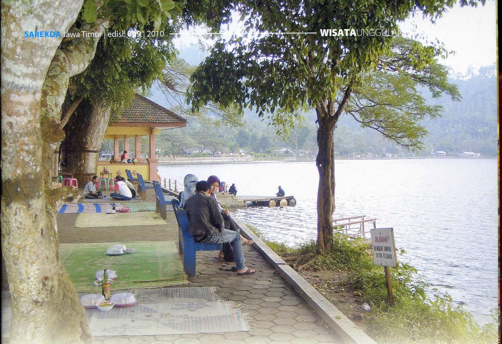 Kemana Liburan Ponorogo Berikut Tujuannya Kpbc 1 Telaga Ngebel Objek