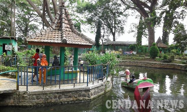 Liburan Seru Taman Ngembag Ponorogo Cendana News Pengeunjung Bisa Menikmati