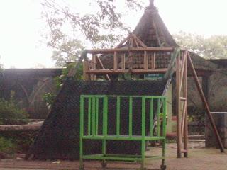 Pembangunan Fasilitas Outbound Permainan Wisata Lainnya Taman Ngembag Ponorogo Pita8
