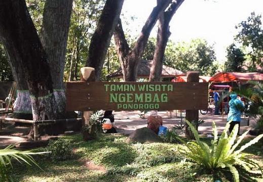 Pesona Keindahan Wisata Taman Ngembag Ponorogo Daftar Kab