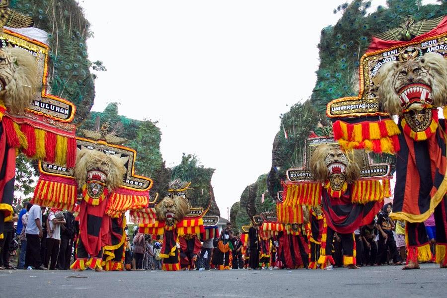 Ponorogo Punya Pesona Wisata Alam Kuliner Taman Ngembag Kab