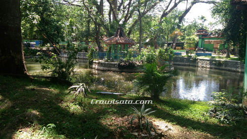 Taman Wisata Ngembag Ponorogo Objek Buatan Sekaligus Belajar Kab
